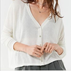urban outfitters out from under courtney cardigan